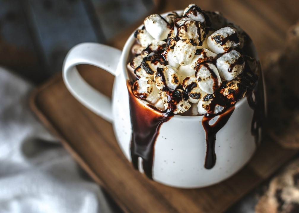 HOT COCOA - RUNNING SYRUP - Rawpixel - PX
