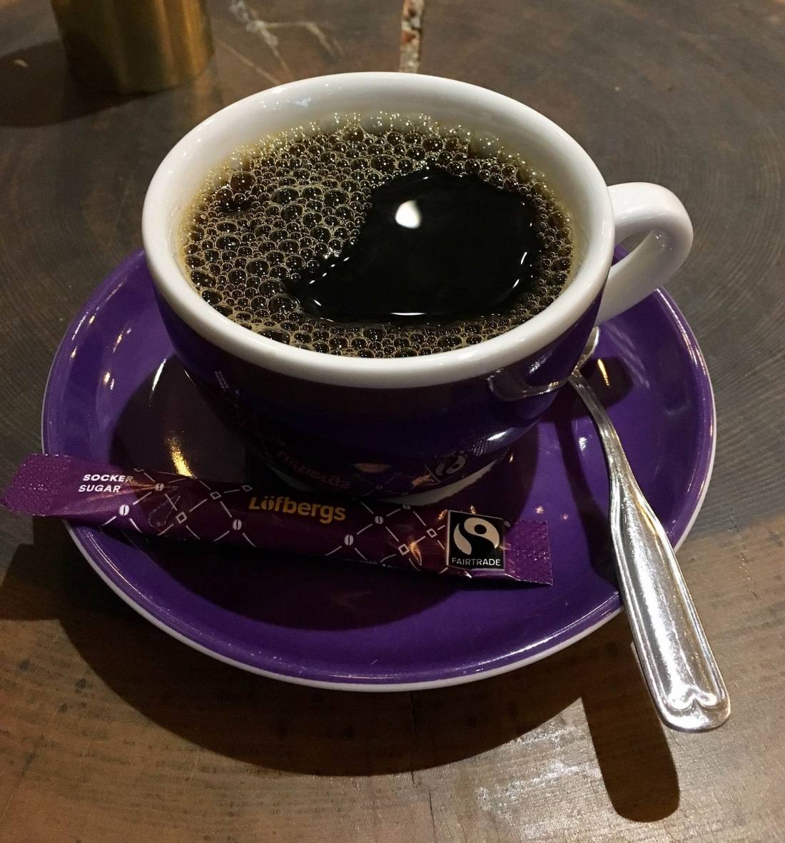 coffee - purple cup -- a-mblamma -- px