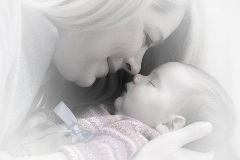 mother & baby -- hollygirl18 - px