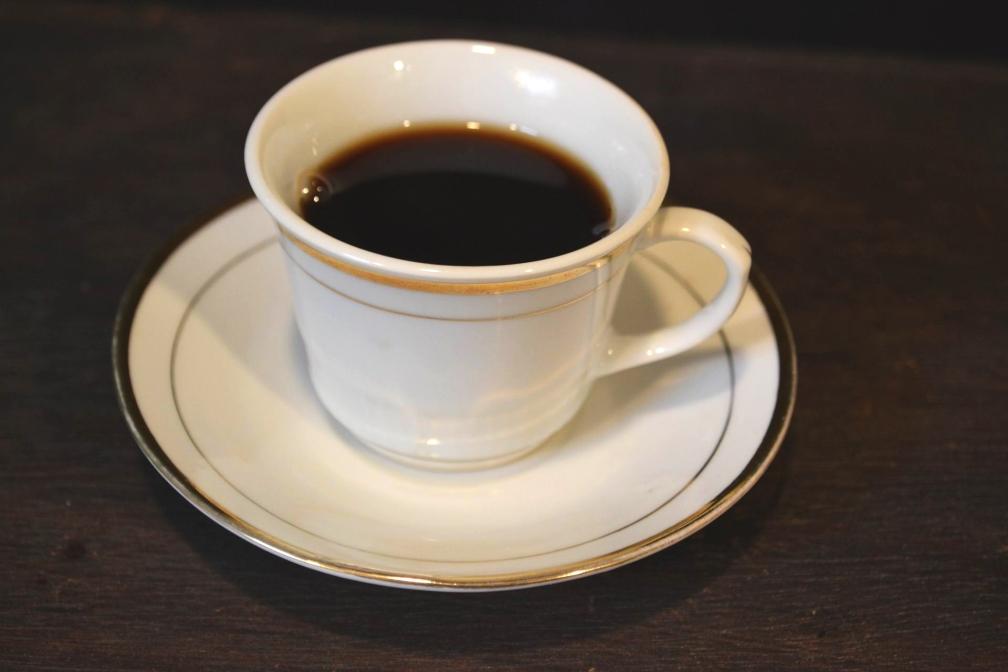 COFFEE. GOLD BORDER -- Luiz Jorge Artista - PX