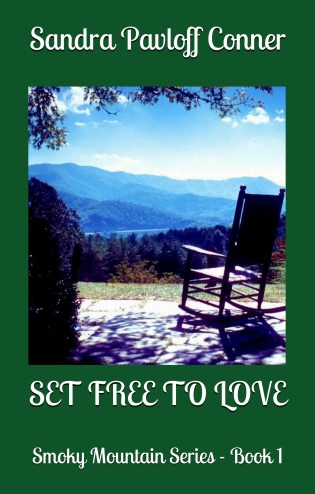 SET FREE - AMAZON FRONT COVER