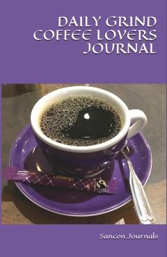 COFFEE JOURNAL COVER FRONT ONLY