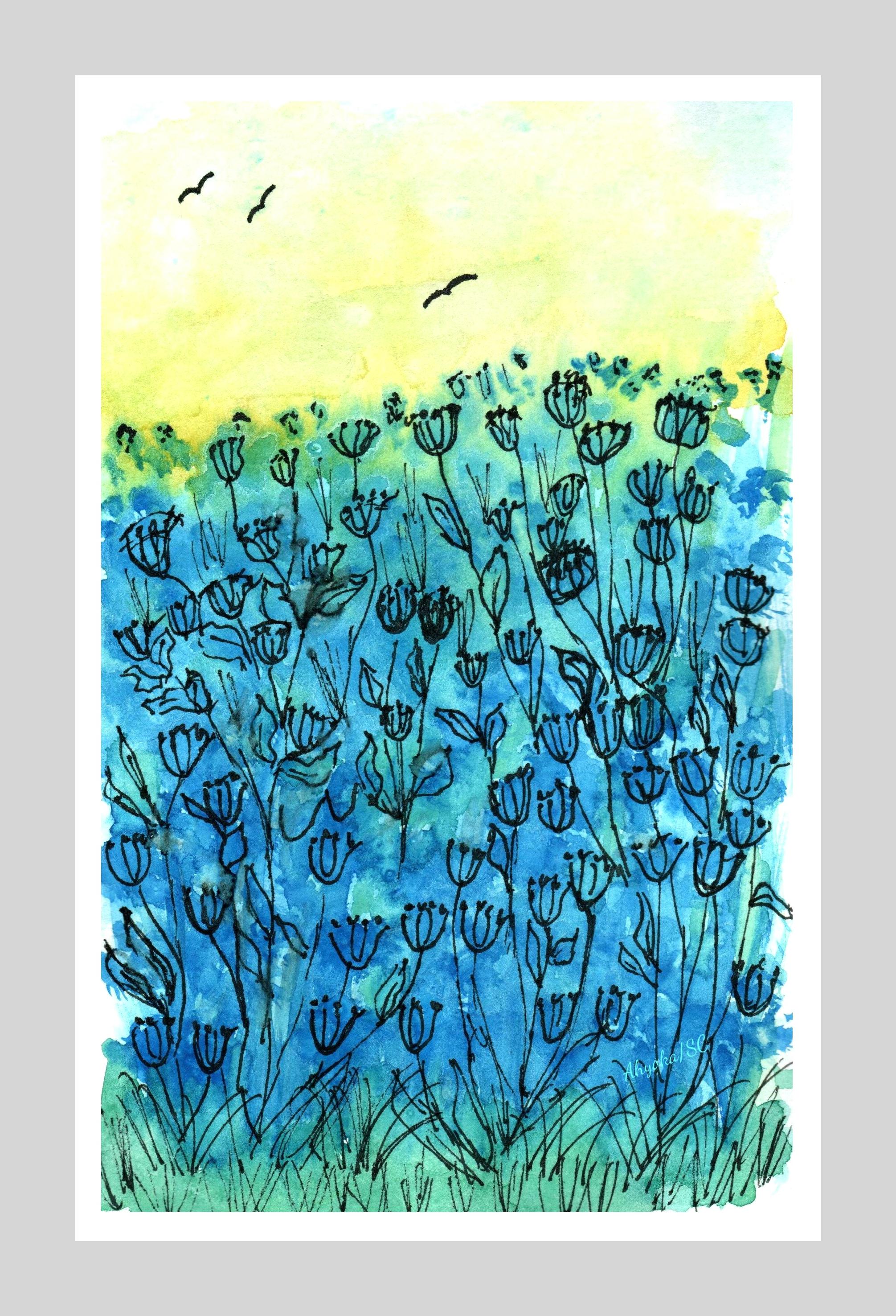 FIELD OF BLUE FLOWERS CARD PIC.jpg
