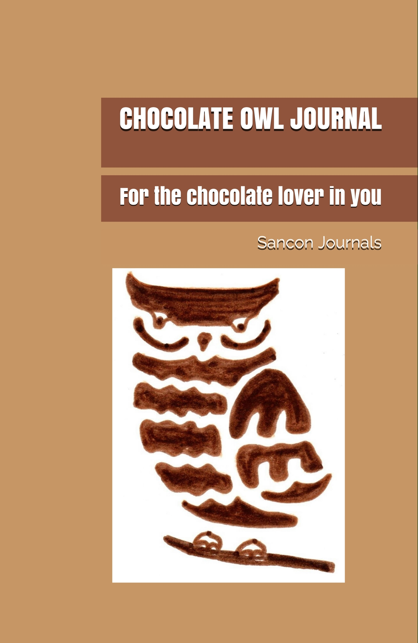 OWL JOURNAL COVER W. BRANCH - FRONT ONLY