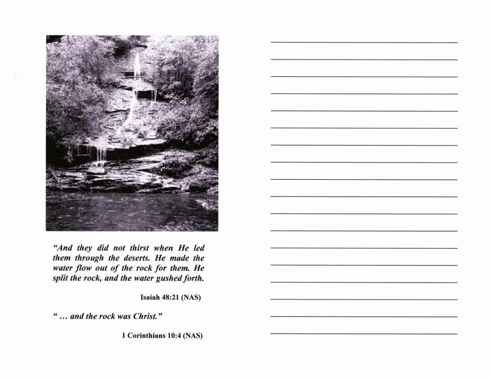 WORD-INSPIRED JOURNAL SAMPLE PG 2