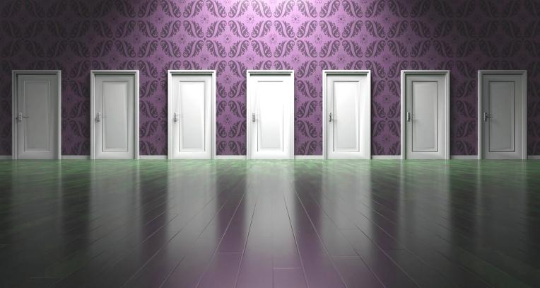 WHITE DOORS - 7 -- Arek Socha 00 PX - purple