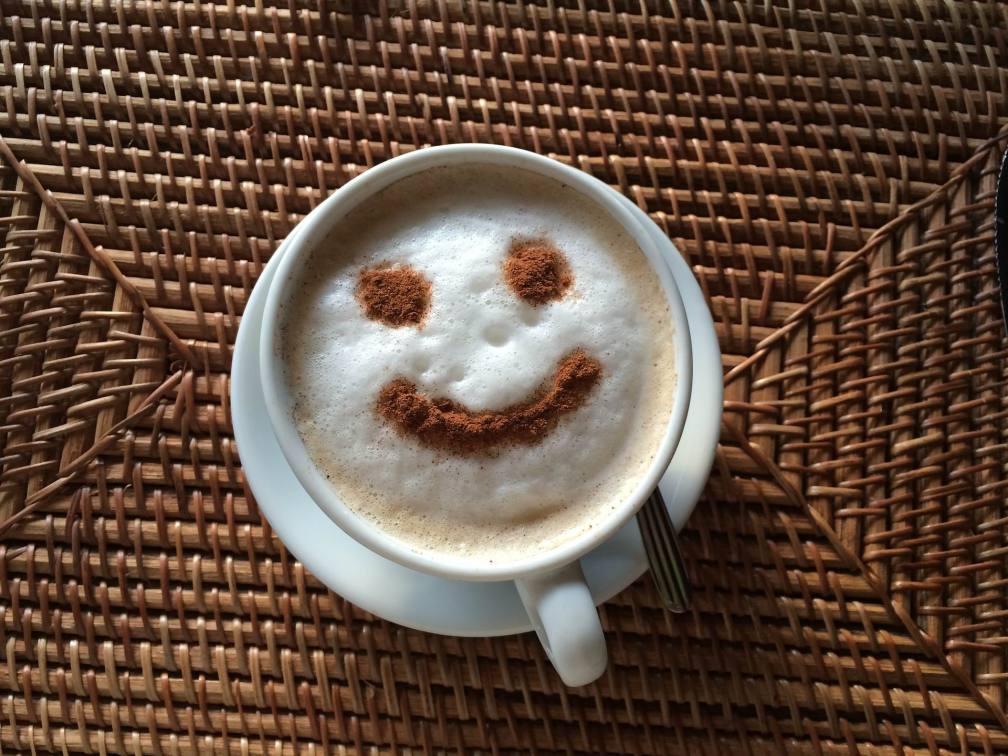 COFFEE SNOWMAN -- SKJarvis -- PX
