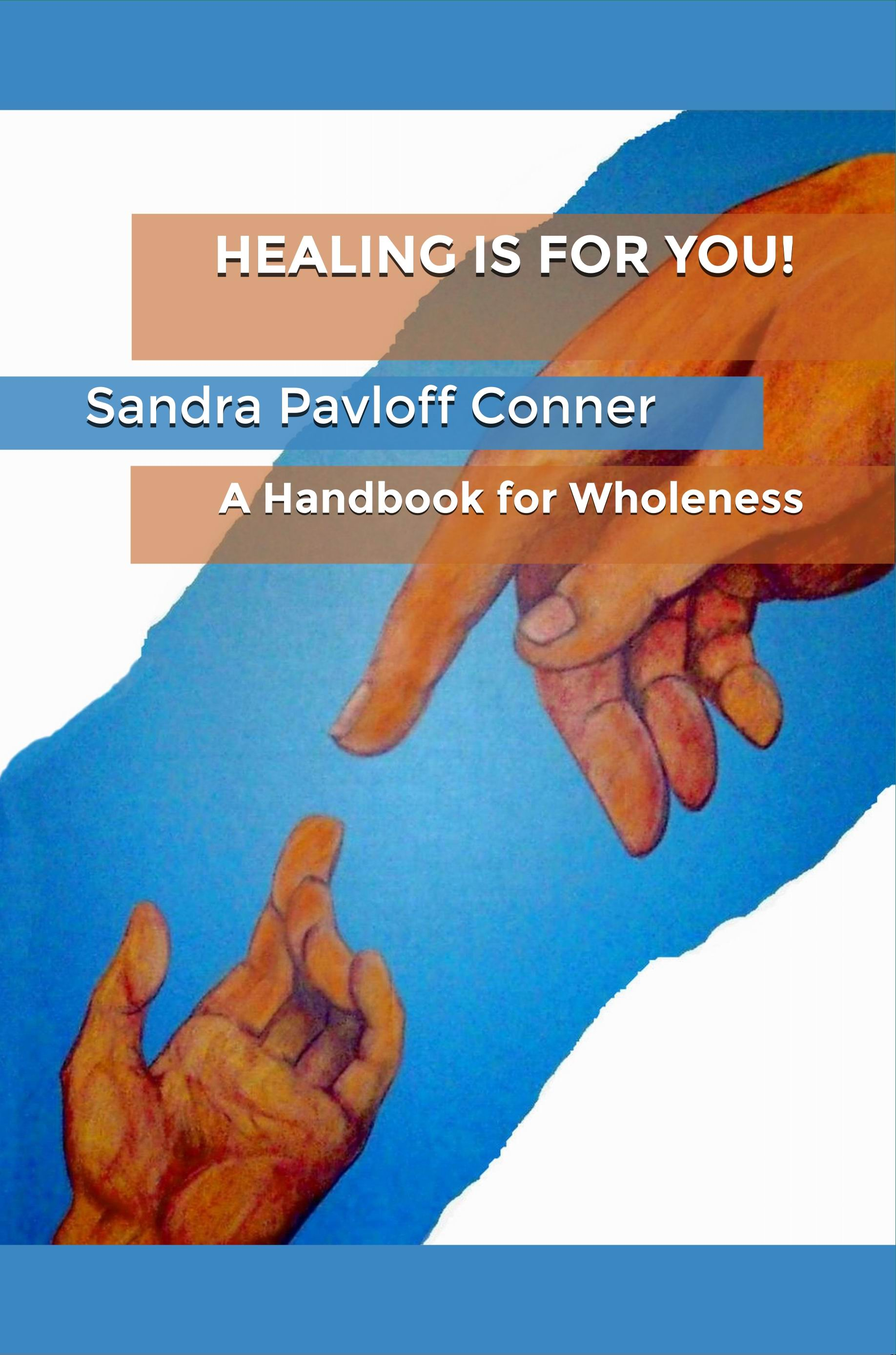 HEALING AMAZON COVER - front only
