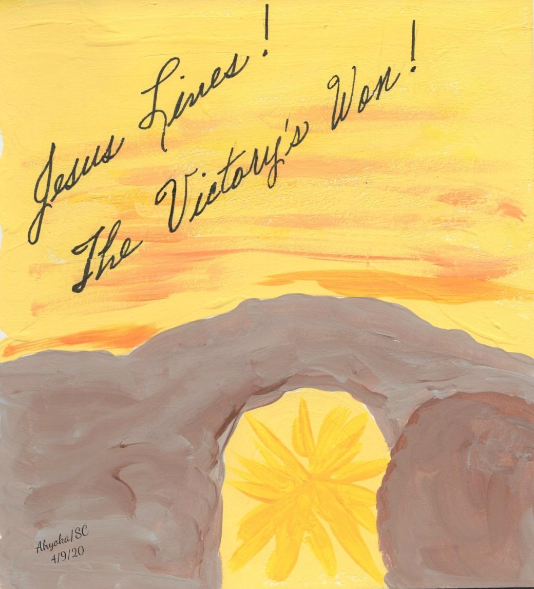 JESUS LIVES PAGE W. CREDITS