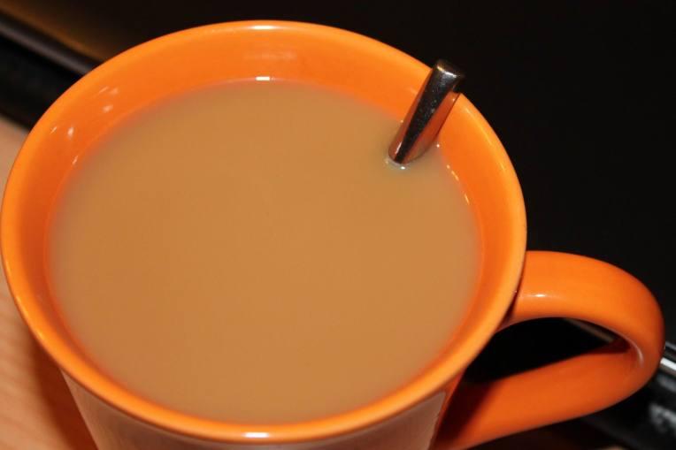 COFFEE ORANGE CUP -- Kalhh -- PX