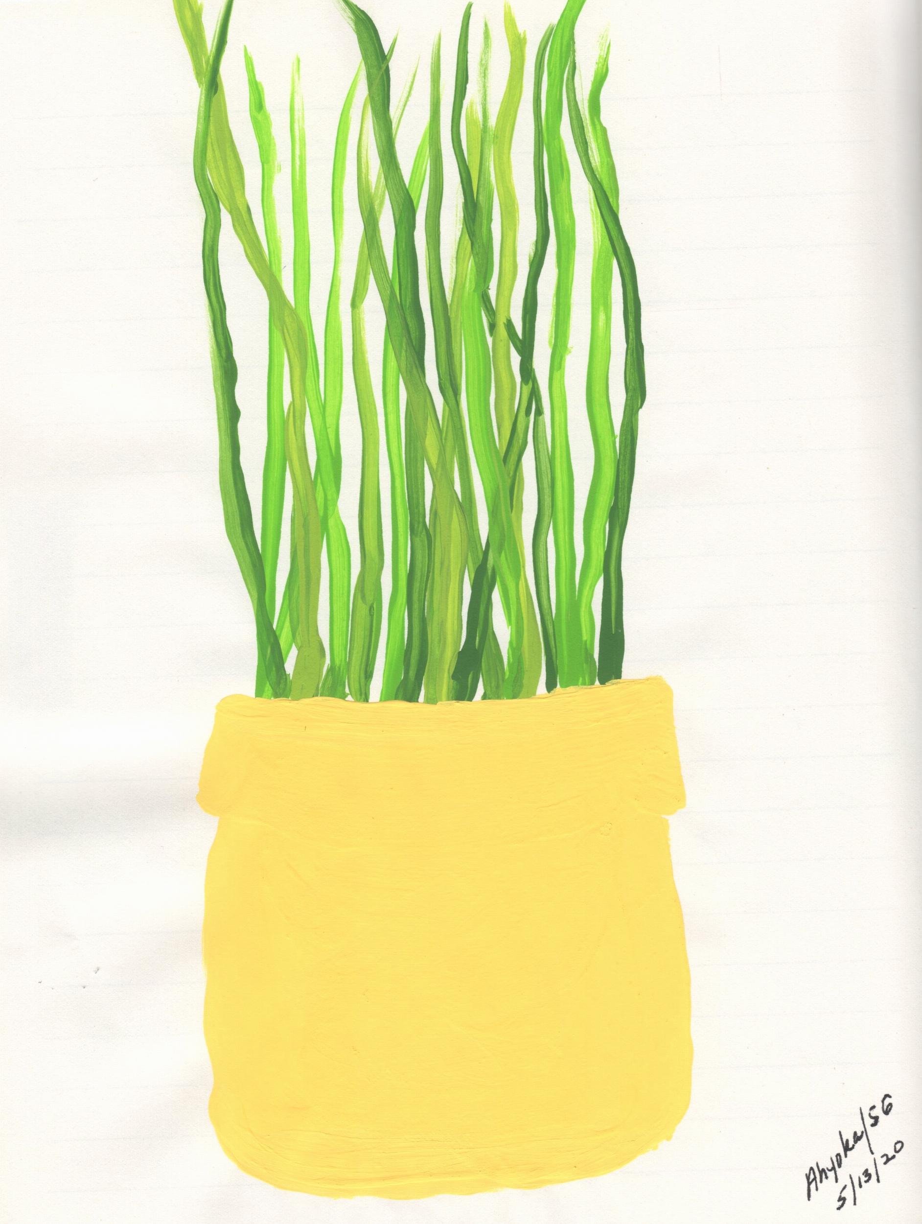GREEN STALKS