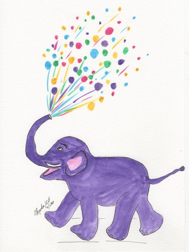 REJOICE ELEPHANT